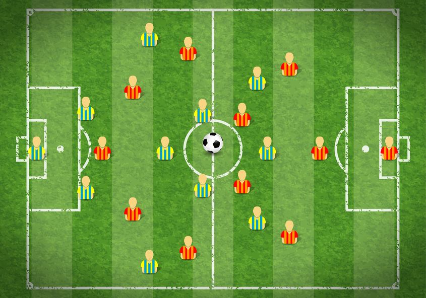 Assistenttræner - Fodbold Bane