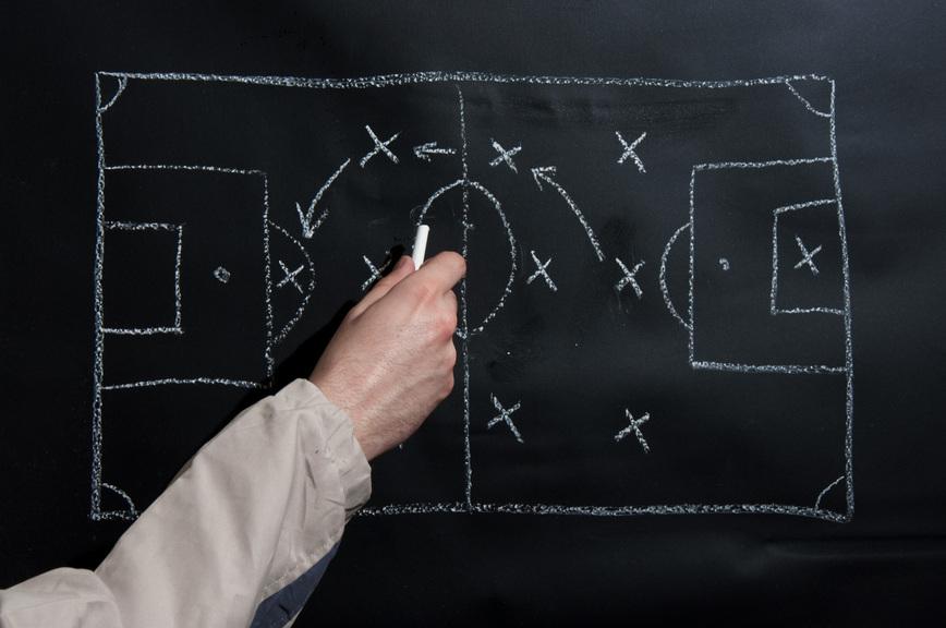 Assistenttræner   Taktisk træning